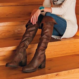 Steve Madden Over Knee Boots